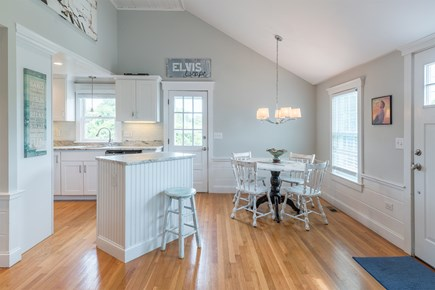 West Yarmouth Cape Cod vacation rental - Kitchen/dining