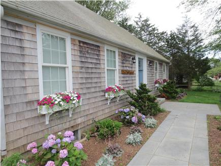 Falmouth Cape Cod vacation rental - Outside