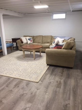 Falmouth Cape Cod vacation rental - Newly finished basement