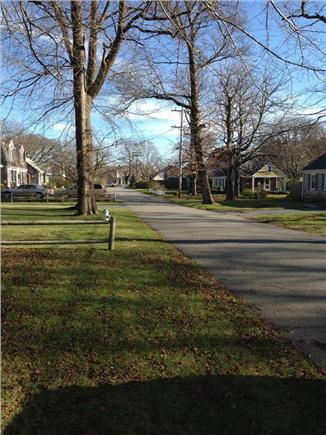 Falmouth Cape Cod vacation rental - Street view