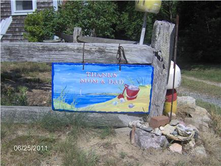 North Eastham Cape Cod vacation rental - Thanks, Mom and Dad
