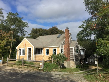 North Eastham Cape Cod vacation rental - Bay Road North Eastham with semi private beach and on a dead end