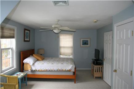 Mashpee Cape Cod vacation rental - Guest brdroom on 3rd floor across from Master bedroom