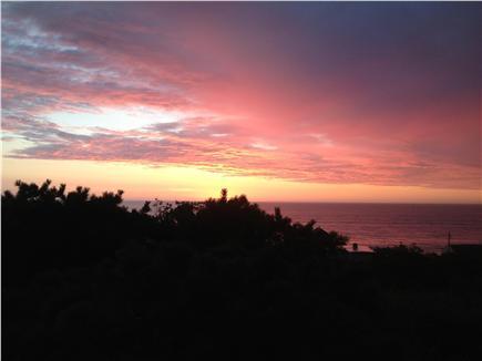 South Wellfleet Cape Cod vacation rental - Sunrise!