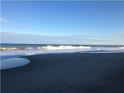 South Wellfleet Cape Cod vacation rental - Tide coming in...