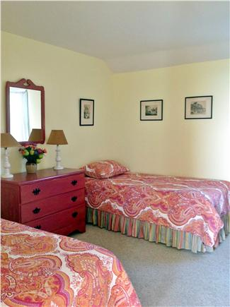 South Wellfleet Cape Cod vacation rental - Twin bedroom