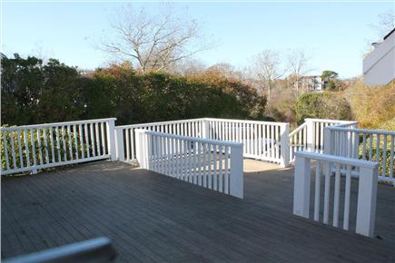 Chatham Cape Cod vacation rental - View from the balcony