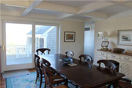 Chatham Cape Cod vacation rental - Spacious Dining Area
