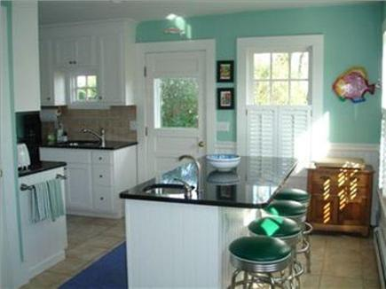 Chatham Cape Cod vacation rental - New renovated kitchen with granite counters