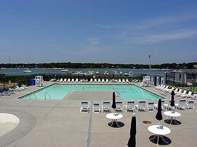 East Falmouth Cape Cod vacation rental - Great Harbors pool, lighted tennis, playground - all new!
