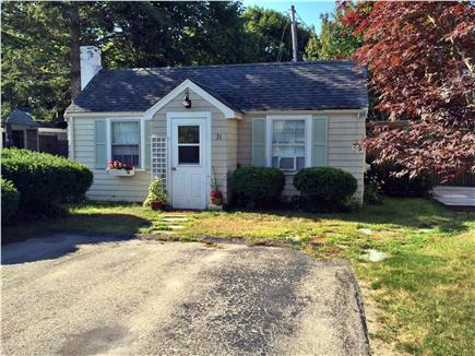 Hyannis Cape Cod vacation rental - Front view of cottage