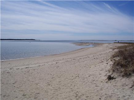 West Yarmouth Cape Cod vacation rental - Association beach on Lewis Bay just 1/3 mile away!