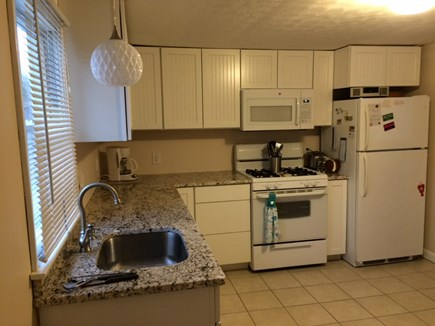 West Yarmouth Cape Cod vacation rental - New Kitchen 2019