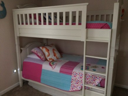 West Yarmouth Cape Cod vacation rental - Bunk beds