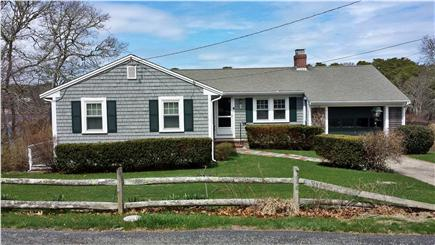 Harwich Cape Cod vacation rental - Lovely grounds with one car garage
