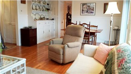 Harwich Cape Cod vacation rental - View towards dining area