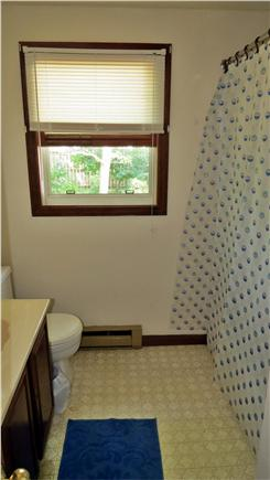 East Falmouth Cape Cod vacation rental - Bathroom #2 (shared by other two bedrooms)