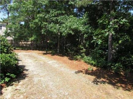 East Falmouth Cape Cod vacation rental - Driveway/ Multiple Car Parking
