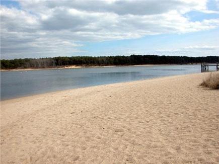 East Falmouth Cape Cod vacation rental - Seacoast Shores Asociation Neighborhood Beach