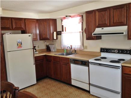 East Falmouth Cape Cod vacation rental - Kitchen view