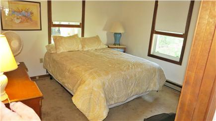 East Falmouth Cape Cod vacation rental - Master Bedroom (with Queen Bed and private bath)