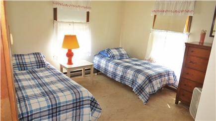 East Falmouth Cape Cod vacation rental - Bedroom #3 (with twin beds)