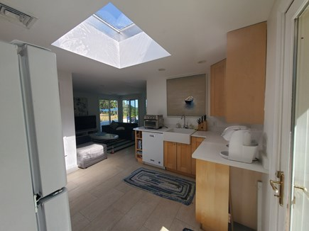 Wellfleet Cape Cod vacation rental - Kitchen Skylight