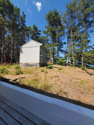 Wellfleet Cape Cod vacation rental - Guest Cabin Exterior