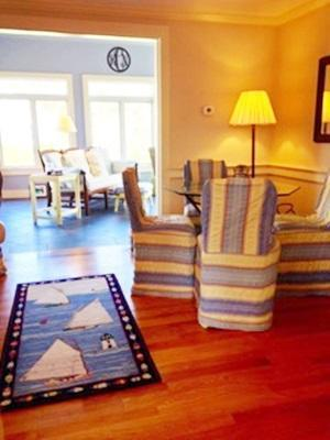 North Chatham Cape Cod vacation rental - View from Dining Room to Sunroom
