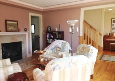 North Chatham Cape Cod vacation rental - Reading Room
