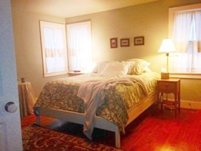 North Chatham Cape Cod vacation rental - Green Bedroom is Master Suite with Private Bath