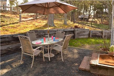 Chatham Cape Cod vacation rental - Comfortable outdoor living