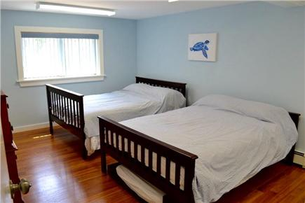 Chatham Cape Cod vacation rental - Two Full Sized beds with one twin trundle.