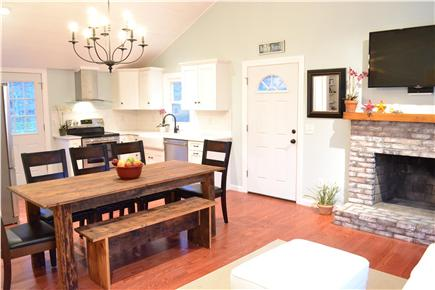 Chatham Cape Cod vacation rental - Casual Dining for 8