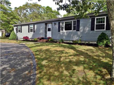 Harwich Cape Cod vacation rental - View from street