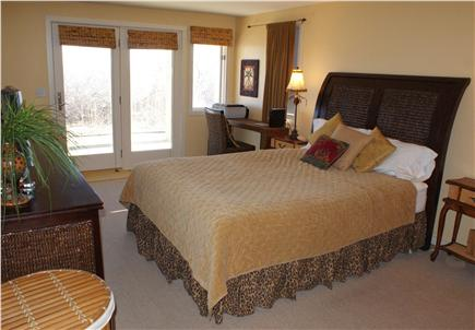 Sandwich Cape Cod vacation rental - Bedroom 2 with Queen.
