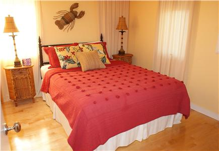Sandwich Cape Cod vacation rental - Bedroom 3 with Queen.