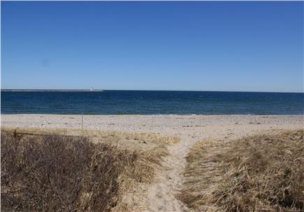 Sandwich Cape Cod vacation rental - Pathway to the beach...imagine yourself here!
