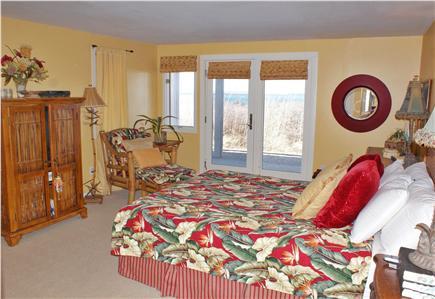 Sandwich Cape Cod vacation rental - Oceanviews from Bedroom 1.