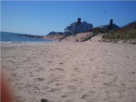 Mashpee, Popponesset Cape Cod vacation rental - View of Private Beach