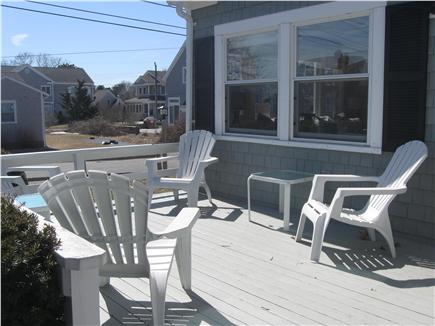 Mashpee, Popponesset Cape Cod vacation rental - Deck
