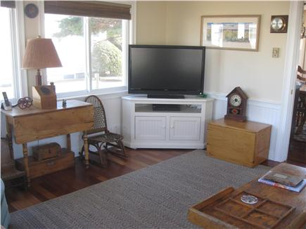 Mashpee, Popponesset Cape Cod vacation rental - First Floor Family Room
