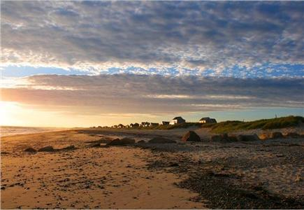 East Sandwich Cape Cod vacation rental - Enjoy early summer mornings on the beach!