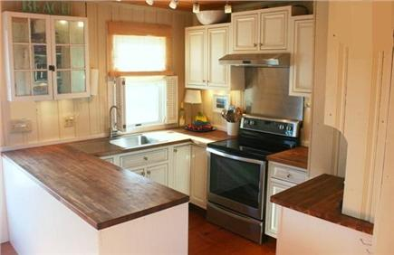 East Sandwich Cape Cod vacation rental - Enjoy cooking in our nicely equipped kitchen.
