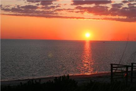 East Sandwich Cape Cod vacation rental - Beautiful sunrises beckon a walk on the beach!