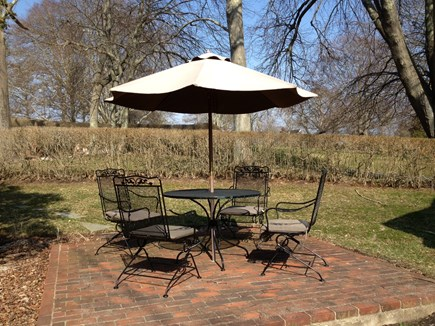 Centerville Centerville vacation rental - Front patio, one of three on the property!