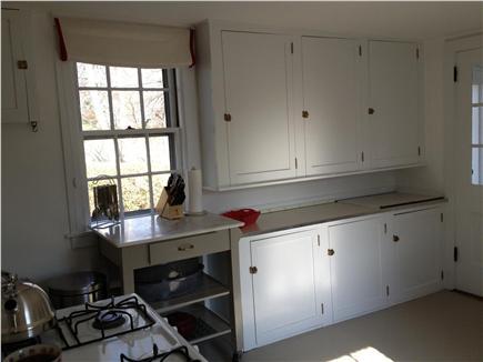 Centerville Centerville vacation rental - Cottage kitchen, steps from rear sun porch!