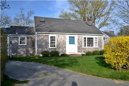 Chatham Cape Cod vacation rental - Front of House, 2 Car Tandem Parking