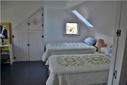 Chatham Cape Cod vacation rental - Upstairs Bedroom, 2 new Twin Beds