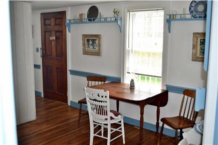 Chatham Cape Cod vacation rental - Dining Room with piano